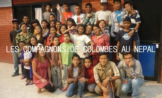 Visueel van project Projet scout au Népal