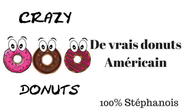 Project visual CRAZY DONUTS