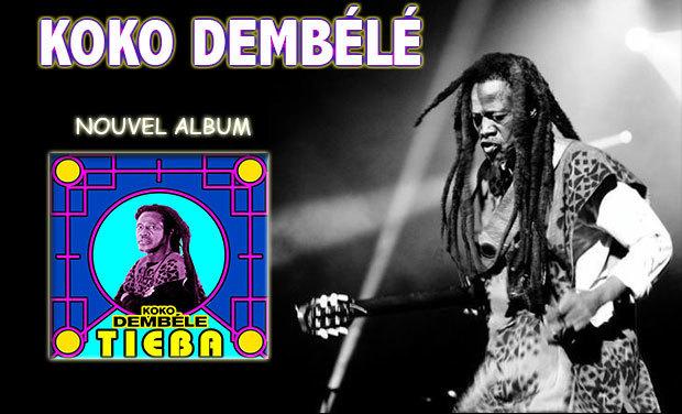 Visuel du projet KOKO DEMBELE:TIEBA Le Nouvel Album!!