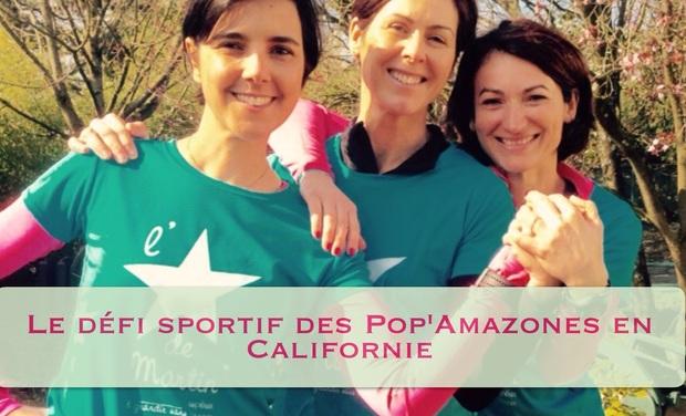 Visuel du projet Le défi sportif des Pop'Amazones en Californie