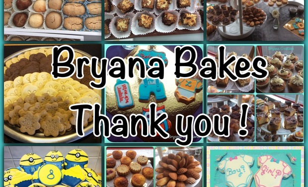 Project visual Bryana Bakes