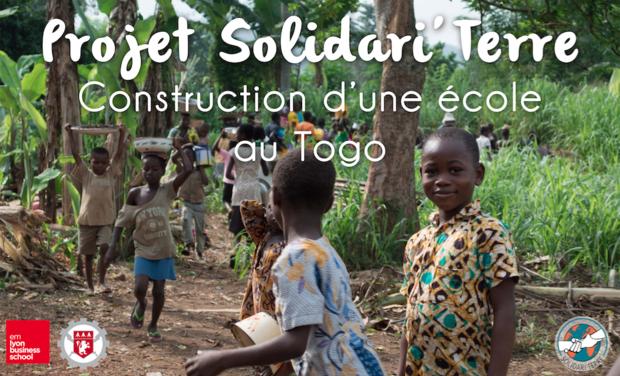 Visuel du projet Projet Solidari'Terre - Construction d'une école au Togo