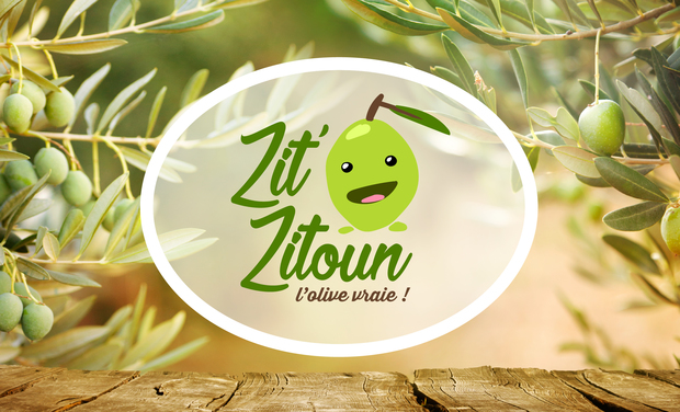 Project visual Zit Zitoun, l'olive vraie