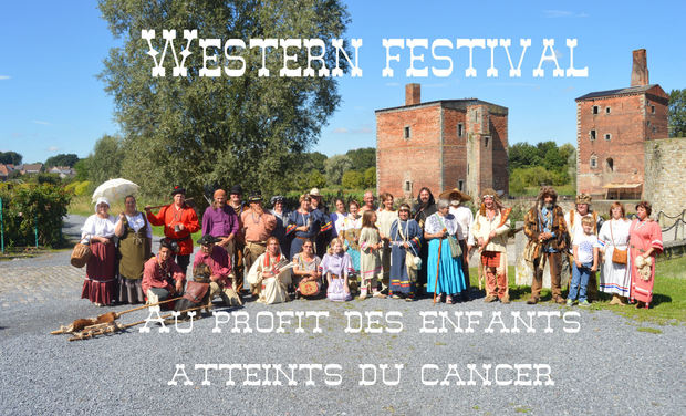 Project visual WESTERN  FESTIVAL