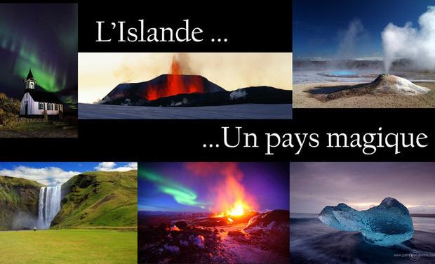 Visuel du projet Islande, un pays magique