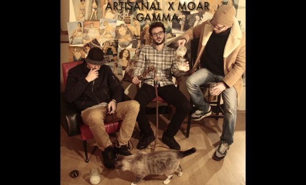 Visuel du projet ARTISANAL x MOAR - LP Gamma