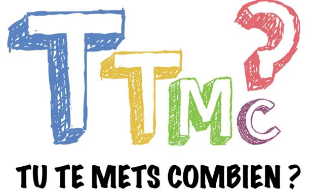 Visuel du projet TTMC : Tu te mets combien ?