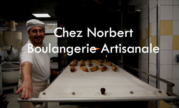Project visual Boulangerie: Chez Norbert