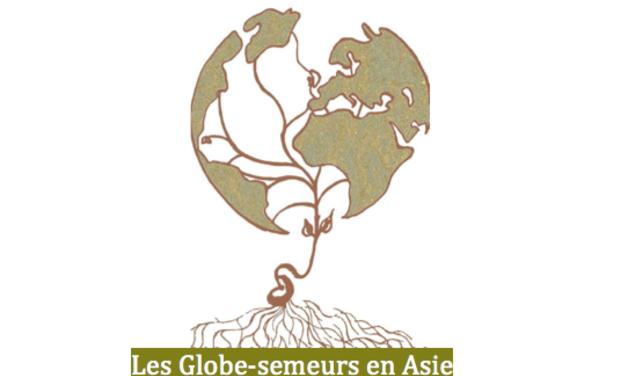 Visuel du projet Les Globe-semeurs en Asie