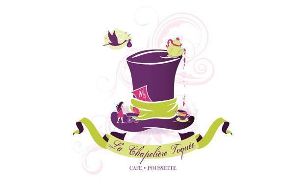 Visuel du projet La Chapelière Toquée -CAFE POUSSETTE-