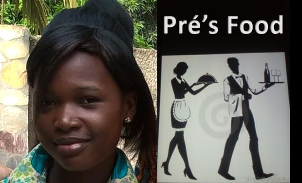"""Visuel du projet Pré's Food - """"Manger sain, manger à temps, manger à moindre coût !"""""""