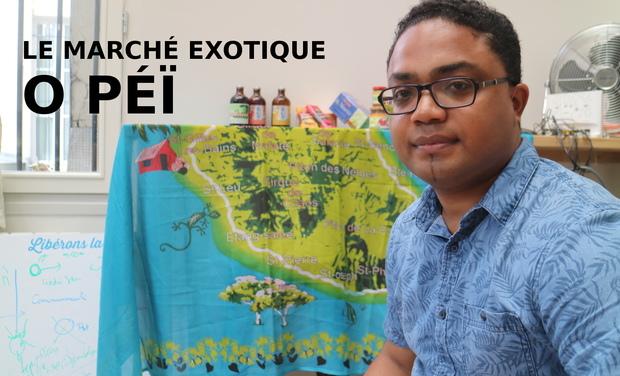 Visuel du projet Le marché exotique: O Péï