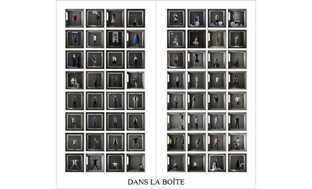 Visueel van project DANS LA BOÎTE de Maria Letizia Piantoni