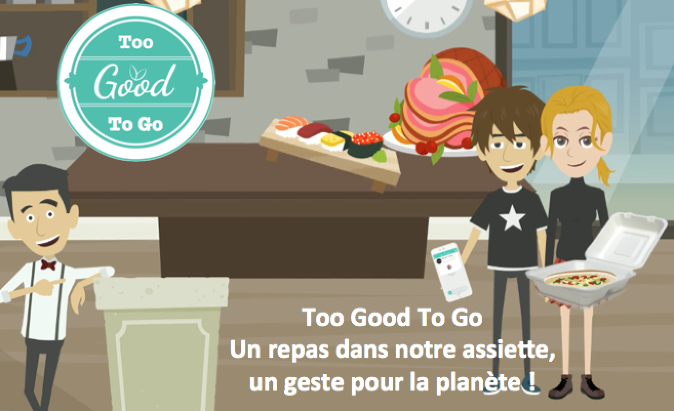 Image du projet Too Good To Go