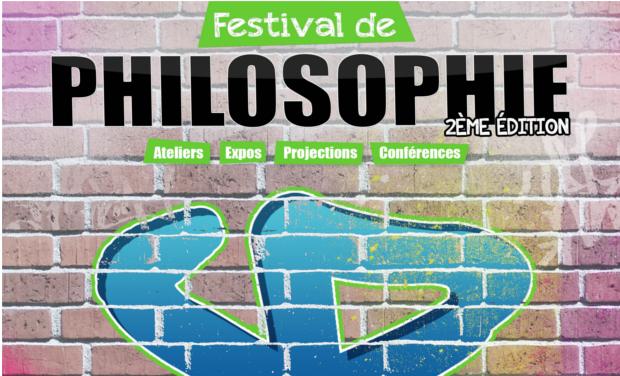 Visuel du projet Festival de Philosophie 2016