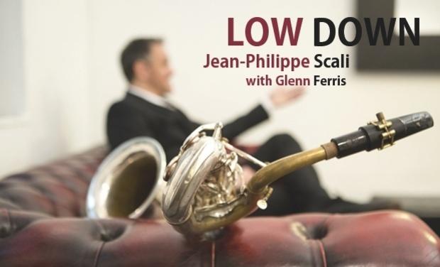 "Visuel du projet Jean-Philippe Scali ""Low Down"""