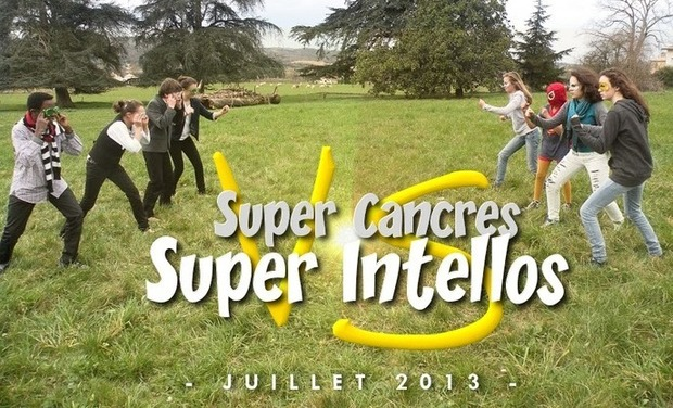 Visuel du projet SUPER CANCRES VS SUPER INTELLOS
