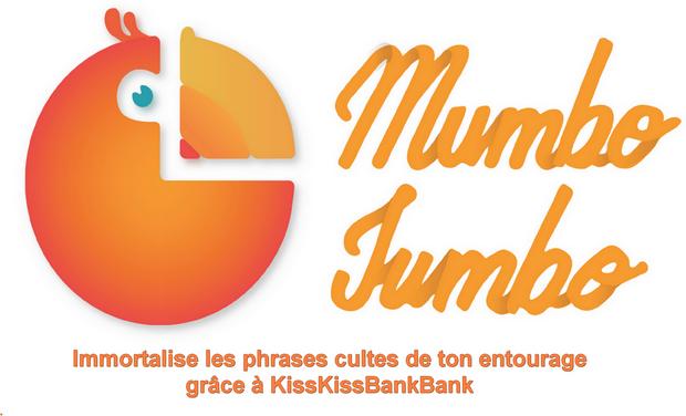 Visuel du projet Mumbo Jumbo - Immortalise les phrases cultes de ton entourage !