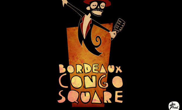 Project visual BORDEAUX CONGO SQUARE