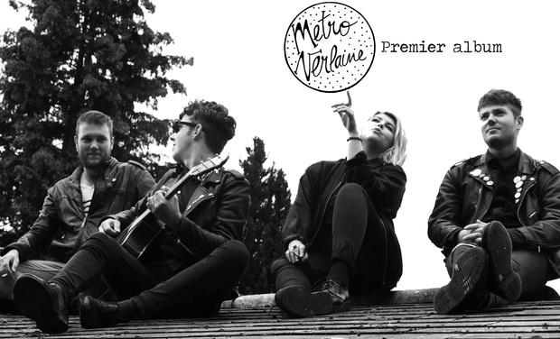 Visuel du projet Metro Verlaine : Premier Album