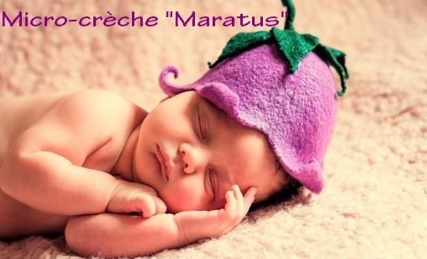 """Visuel du projet Micro-crèche """"MARATUS"""""""