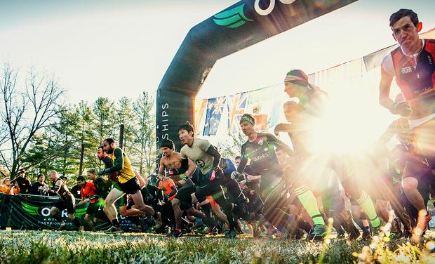 Visuel du projet OCR & Spartan Race World Championship -  Octobre 2016
