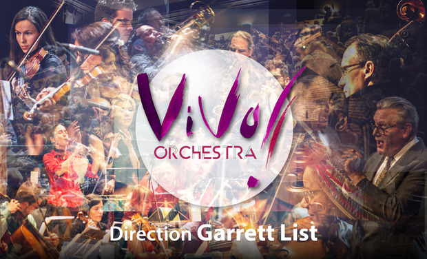 Project visual DVD D'UN CONCERT LIVE D'ORCHESTRA VIVO !