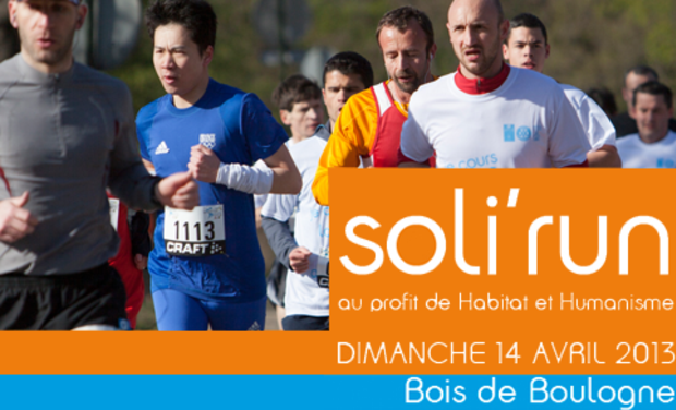 Visueel van project Soli'Run