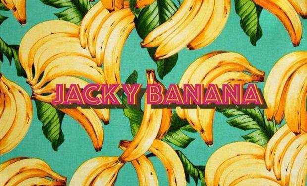 Visueel van project Jacky Banana