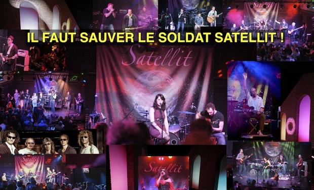 Visuel du projet IL FAUT SAUVER LE SOLDAT SATELLIT !