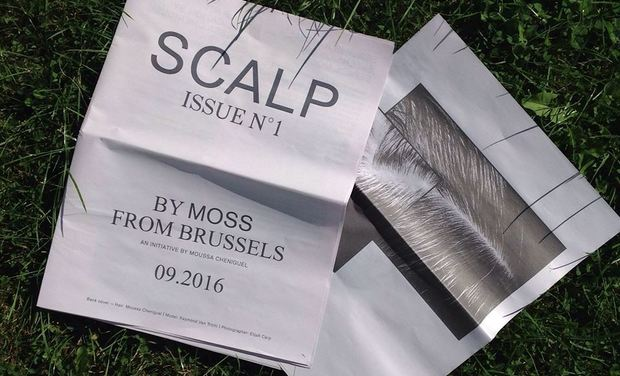 Project visual MOSS  Lancement Publication SCALP