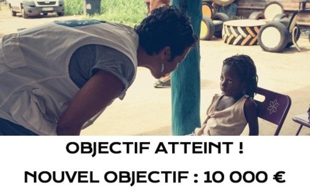 Visuel du projet Un camion pour Médecins du Monde en Guyane