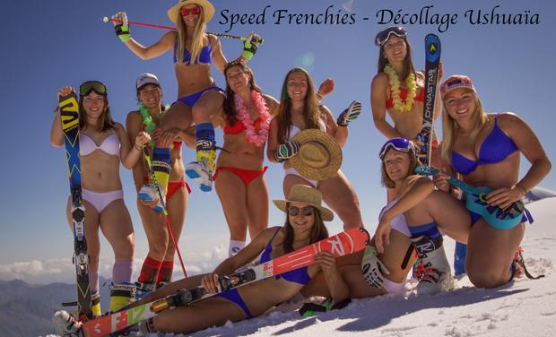 Visuel du projet Speed Frenchies - décollage Ushuaïa