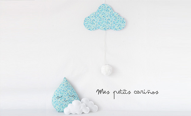 Project visual Mes petits cariños