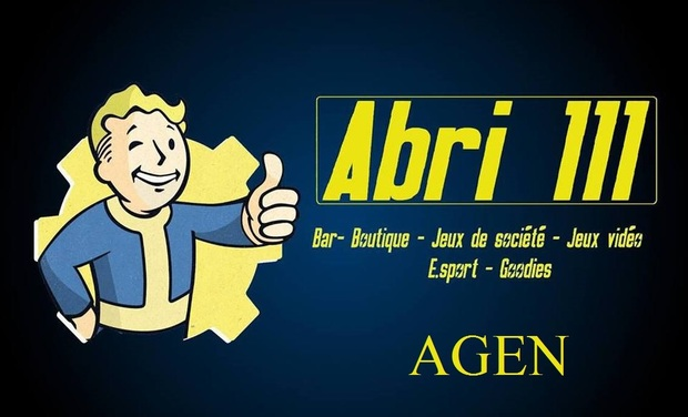 Project visual Abri 111 : Le Barcraft Agenais