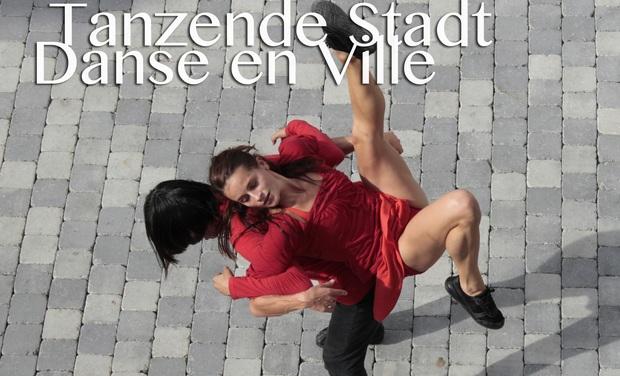 Project visual Tanzende Stadt - Danse en Ville