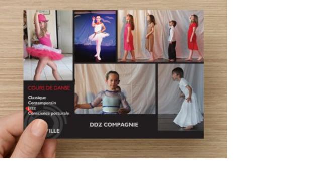 Visueel van project DDZ COMPAGNIE. Aménagement d'une salle de danse