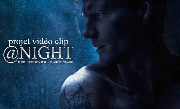 Visueel van project @NIGHT (The Fighter)   -  vidéo clip
