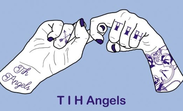 Visueel van project TIH Angels