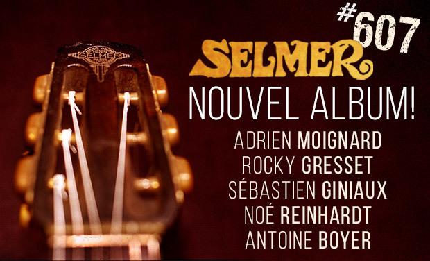 Visuel du projet Selmer #607 - Jazz Manouche