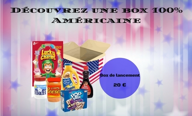 Visuel du projet LA BOX MADE IN USA