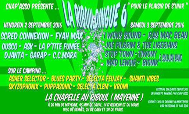 Visuel du projet Festival Solidaire La Ribouldingue