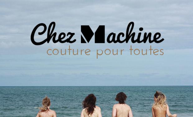 Visuel du projet Chez Machine ♥ Couture pour toutes