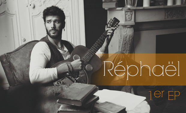 Visuel du projet Réphaël - 1er EP