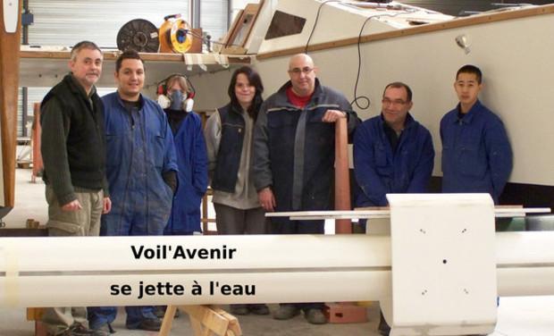 Visueel van project Voil'Avenir se jette à l'eau