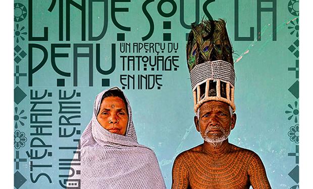Visuel du projet L'Inde sous la peau