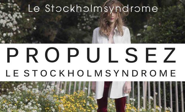 Visueel van project PROPULSEZ LE STOCKHOLMSYNDROME !