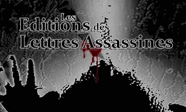 Project visual Les Editions des Lettres Assassines