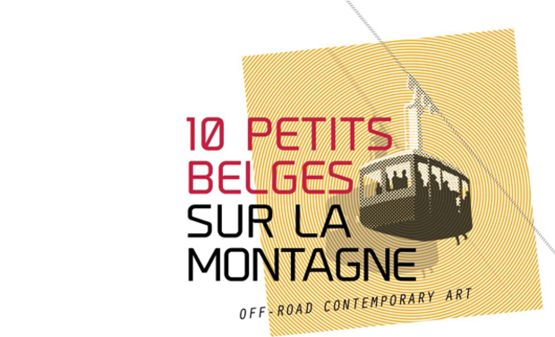 Project visual 10 petits Belges sur la montagne  / Le catalogue