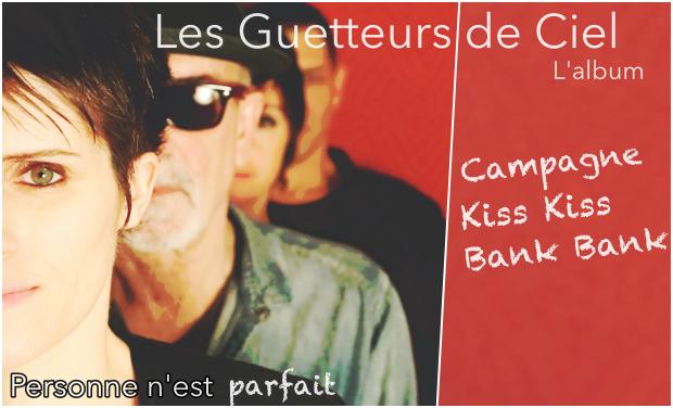 Visuel du projet Les Guetteurs de Ciel / L'album et la Scène